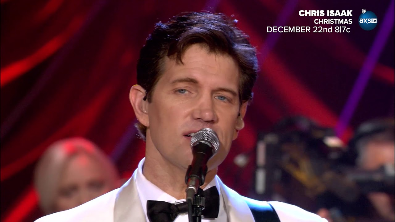 Chris Isaak announces 2018 holiday tour dates - AXS