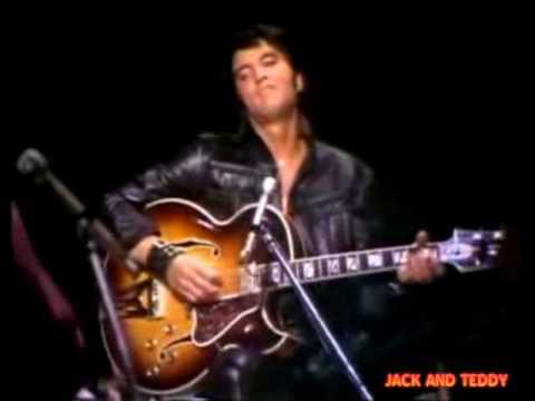 Elvis Presley's legendary 1968 'comeback' TV special getting box set release