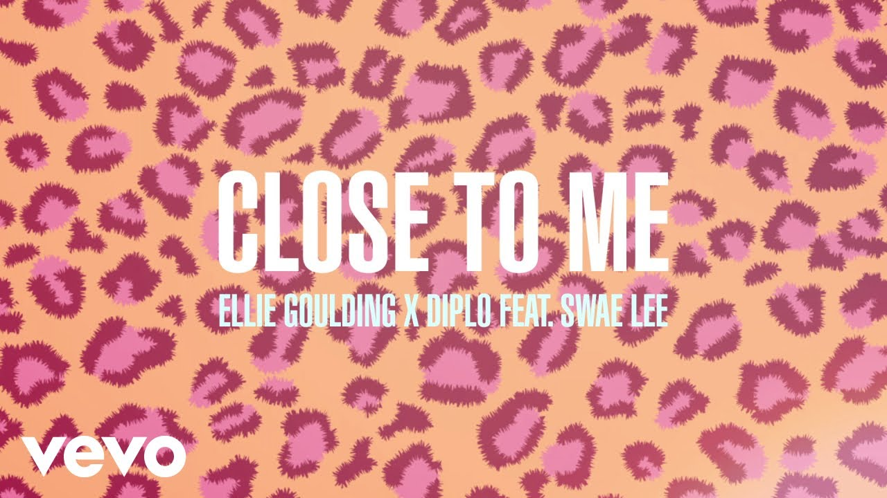 Listen: Ellie Goulding, Diplo and Swae Lee share fiery track 'Close to Me'