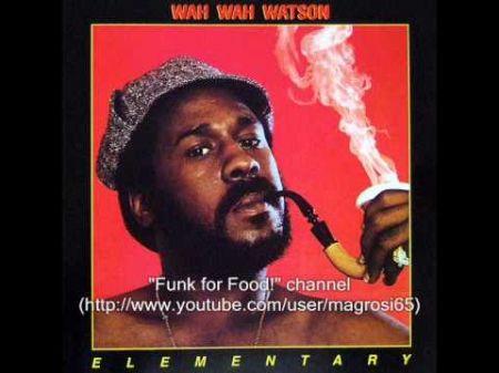 Famed Motown guitarist Wah Wah Watson dead at 67
