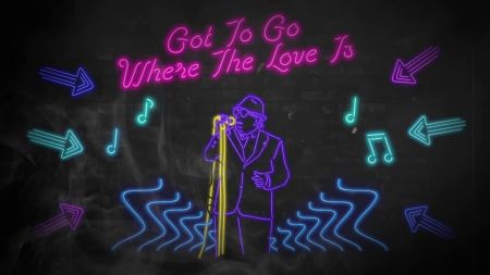 Van Morrison debuts lyric video for new original song 'Got to Go Where the Love Is'