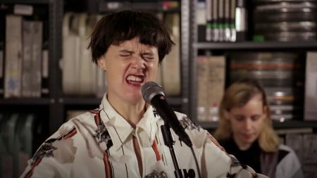 Interview: Rubblebucket's Kalmia Traver explains 'cancer is like a superpower,' making lemonade out of lemons