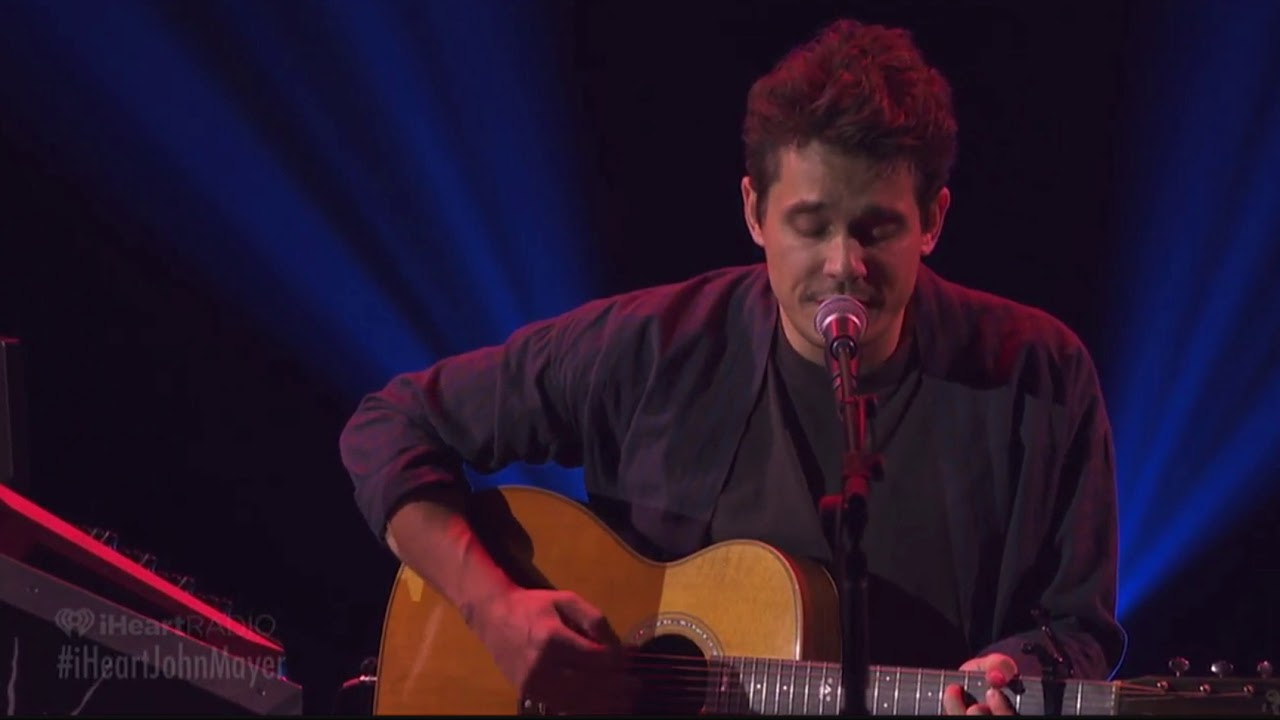 Watch: John Mayer debuts new song 'I Guess I Just Feel Like'
