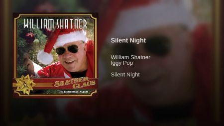 Listen: Iggy Pop and William Shatner's version of 'Silent Night'