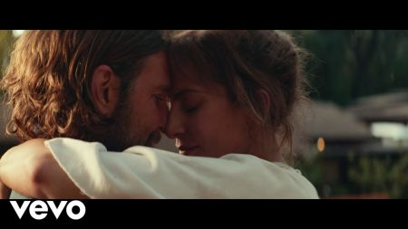 Lady Gaga and Bradley Cooper snag UK chart double with 'Shallow'