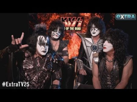 KISS reveals dates for End of the Road World Tour