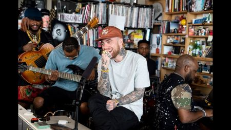Mac Miller tribute concert to be livestreamed on Halloween