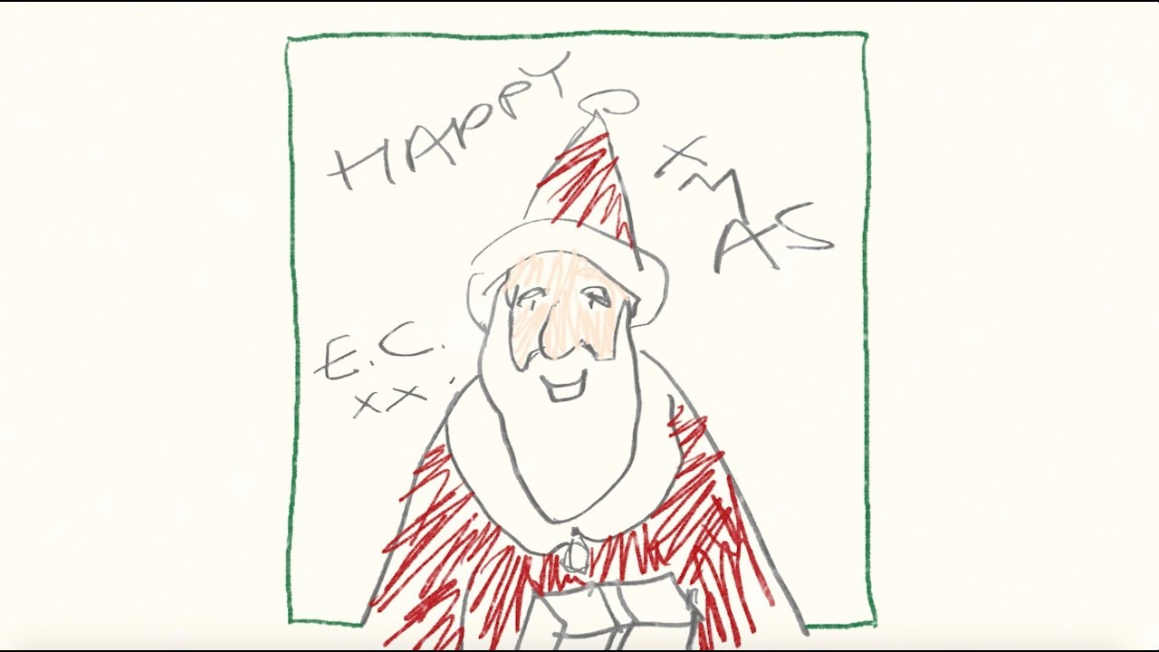Eric Clapton claims first Billboard Holiday Albums chart-topper with 'Happy Xmas'