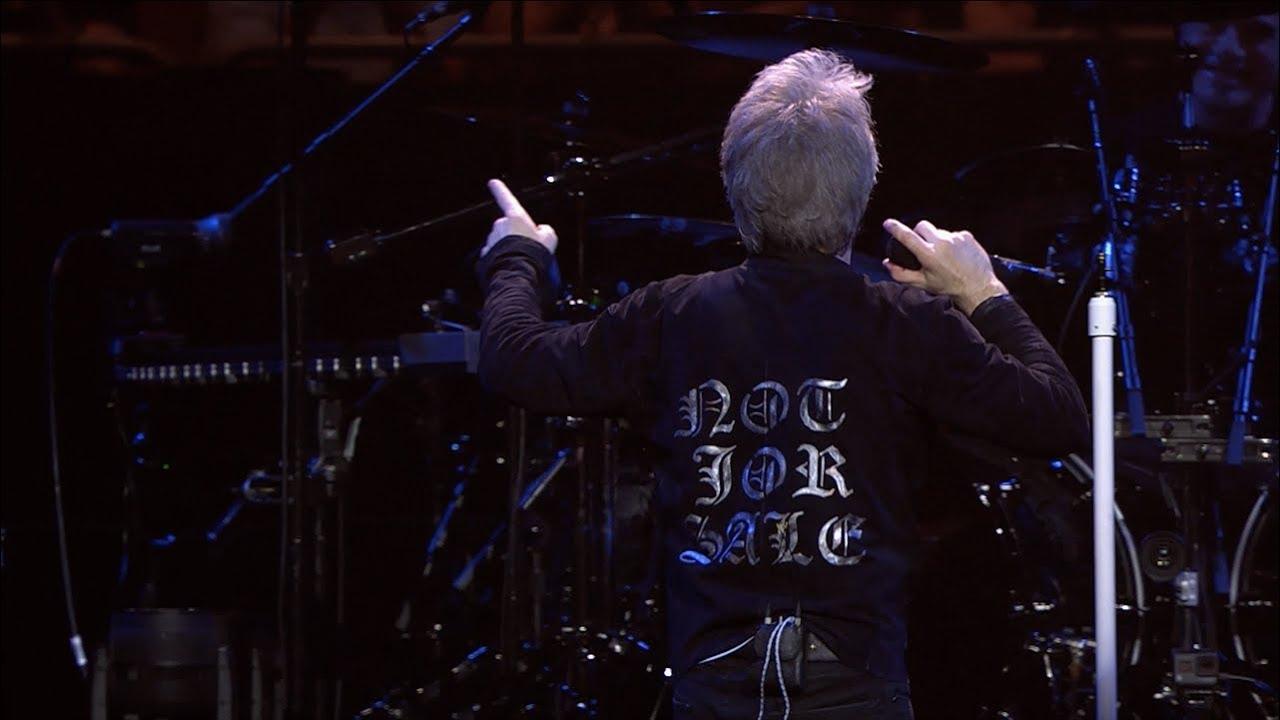 Bon Jovi announces 2019 spring tour of UK and Europe