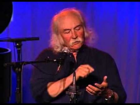 Interview: A conversation with David Crosby