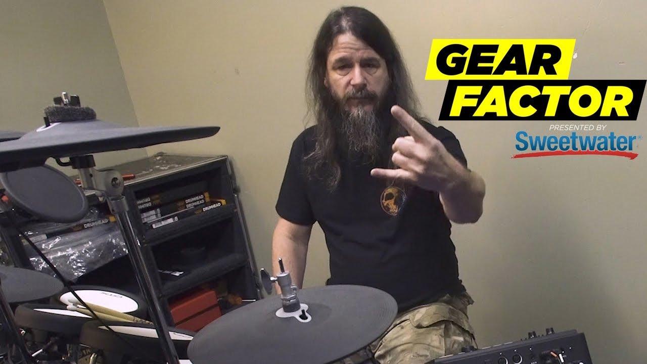 Watch: Slayer's Paul Bostaph breaks down favorite drum parts