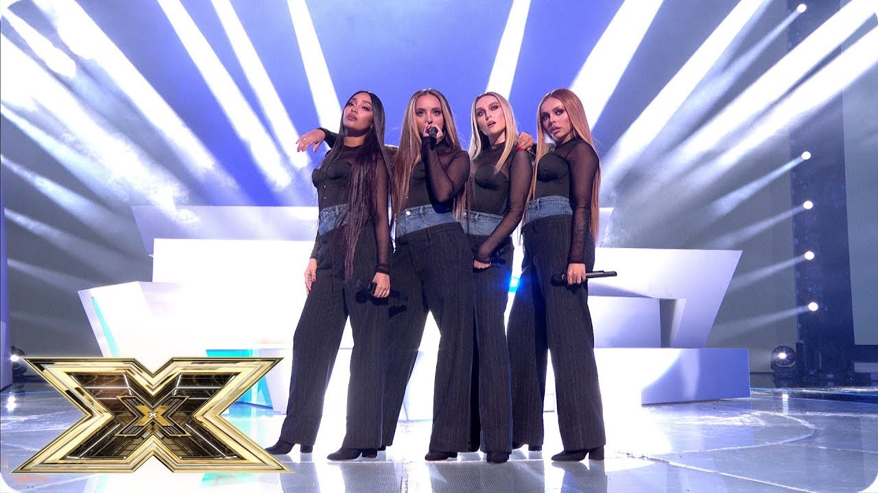 Watch: Little Mix performs sassy new single 'Woman Like Me' on 'The X Factor UK'