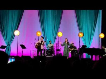 Watch: Darren Criss and Lea Michele perform amazing 'Shallow' cover live