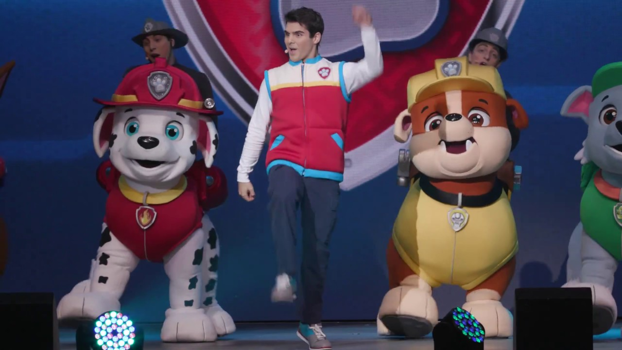 5 reasons PAW Patrol Live! is the best family-friendly event