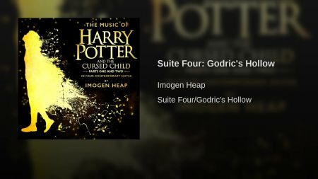 Listen: Imogen Heap's track 'Godric's Hollow' released from 'Harry Potter and the Cursed Child'