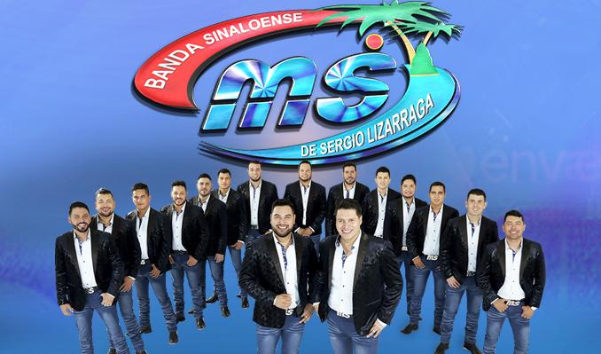 Banda MS de Sergio Lizarraga tickets at Amarillo Civic Center in Amarillo