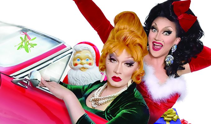 BenDeLaCreme & Jinkx Monsoon tickets at Center Stage Atlanta in Atlanta