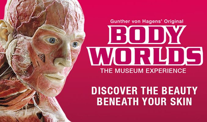 BODY WORLDS tickets at London Pavilion, London
