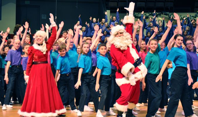 Christmas with the Children's Chorale tickets at Boettcher Concert Hall in Denver