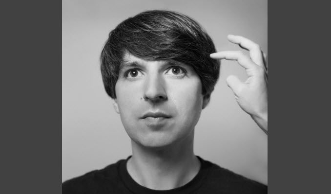 Demetri Martin tickets at Carnegie of Homestead Music Hall in Pittsburgh
