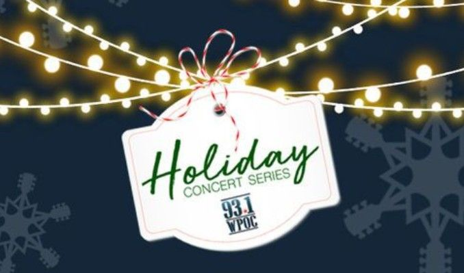 WPOC Acoustic Christmas tickets at Rams Head Live! in Baltimore