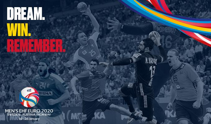Ehf Euro 2020 Tickets In Stockholm At Tele2 Arena Stockholm