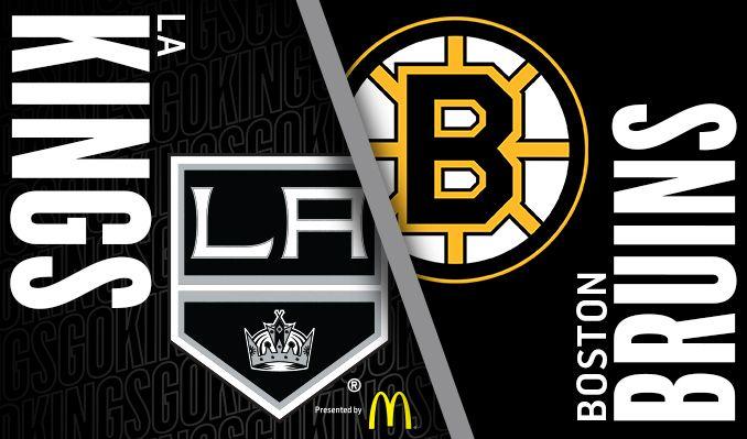LA Kings vs Boston Bruins tickets at STAPLES Center in Los Angeles