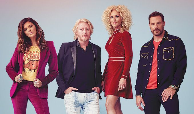 Little Big Town tickets at Bell MTS Place in Winnipeg