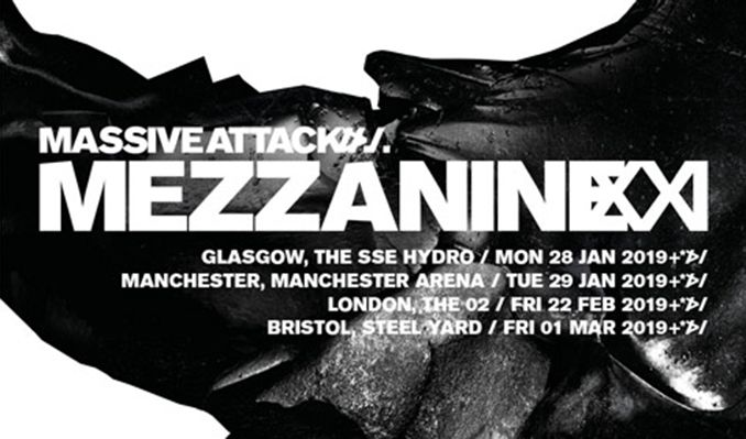 Massive Attack tickets at The O2 in London