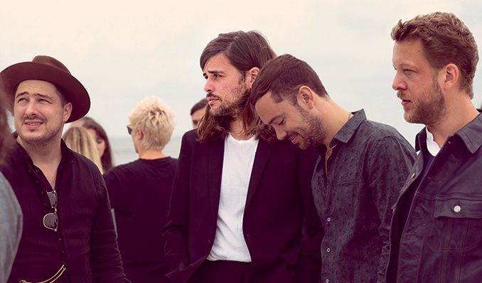 Mumford & Sons tickets at Madison Square Garden in New York City