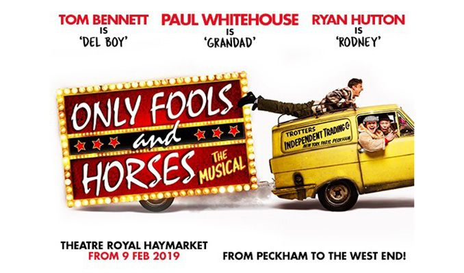 Only Fools and Horses tickets at Theatre Royal Haymarket, London