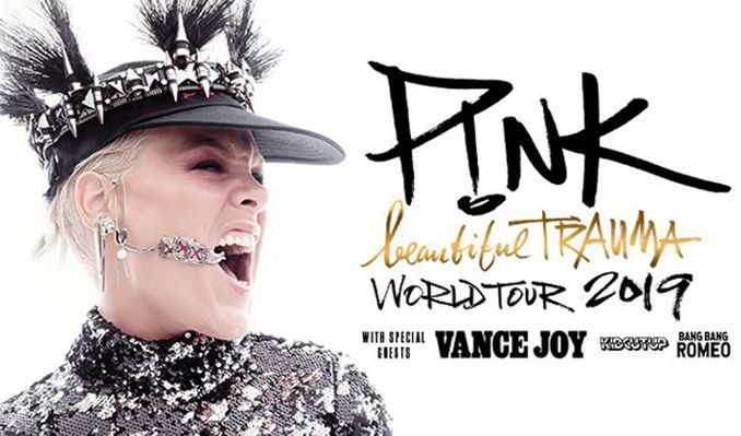 P!nk tickets at Anfield in Liverpool