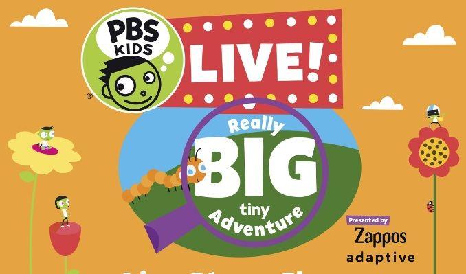 PBS KIDS Live!   Royal Oak Music Theatre