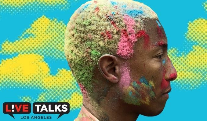 Pharrell Williams tickets at The Novo by Microsoft in Los Angeles