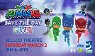 PJ MASKS LIVE! SAVE THE DAY tickets at Bellco Theatre in Denver