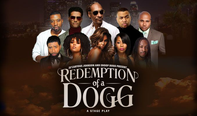 Redemption of a Dogg tickets at Microsoft Theater in Los Angeles