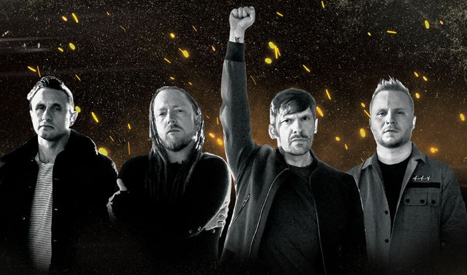 Additional offers vip packages promotions and special offers for 93x brotherhood anniversary shinedown with papa roach and asking alexandria tickets at target center in m4hsunfo