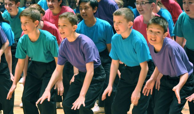 Spring with the Children's Chorale tickets at Boettcher Concert Hall in Denver