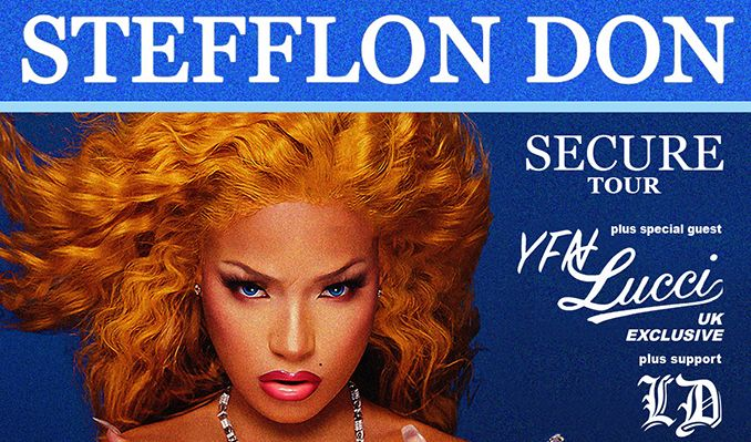 Stefflon Don tickets at Cardiff University Great Hall in Cardiff
