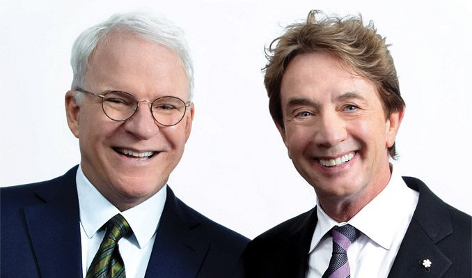 """Steve Martin and Martin Short: """"Now You See Them, Soon You Won't"""" tickets at Budweiser Events Center in Loveland"""