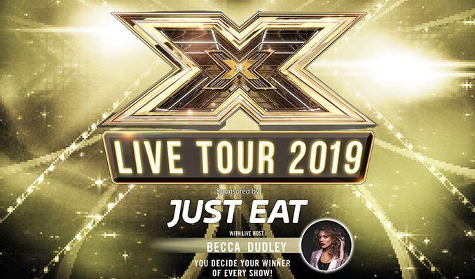 The X Factor Live Tour tickets at Brighton Centre, Brighton