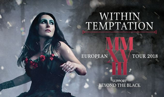 Within Temptation tickets at ANNEXET/Stockholm Live in Stockholm