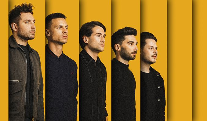 You Me At Six tickets at Chop Suey in Seattle