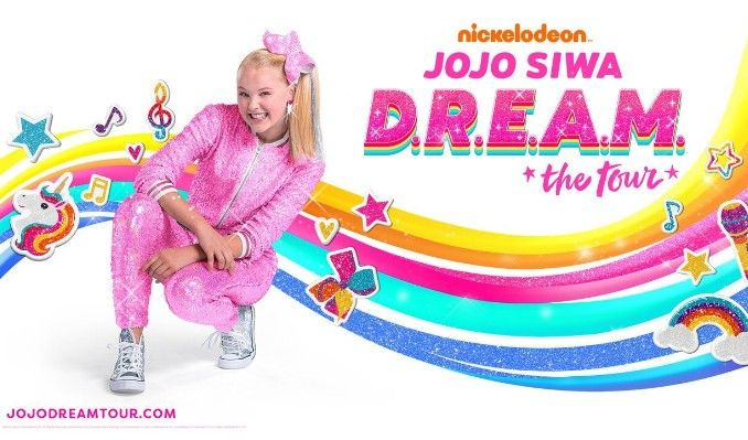 Jojo siwa additional offers jojo siwa tickets at arvest bank theatre at the midland in kansas city m4hsunfo