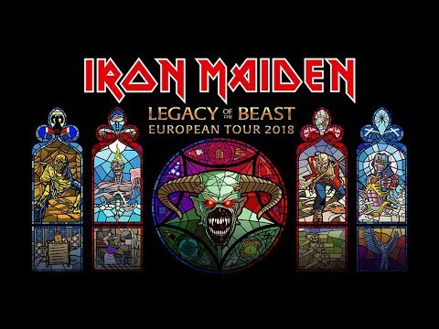 Iron Maiden continue their beer business with new flavor