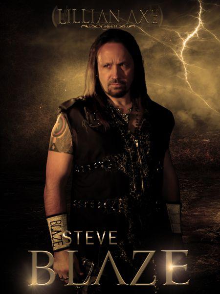 Interview: Steve Blaze of Lillian Axe and Through the Veil