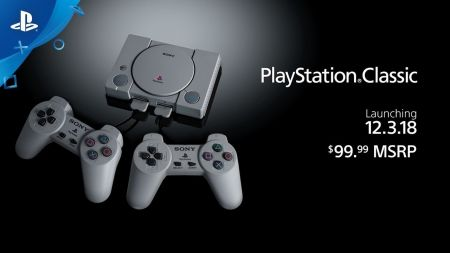 Playstation Classic games list revealed, what you should be most excited for