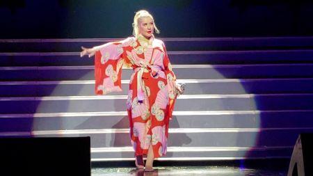 Christina Aguilera's Liberation Tour marks beautiful comeback in Las Vegas
