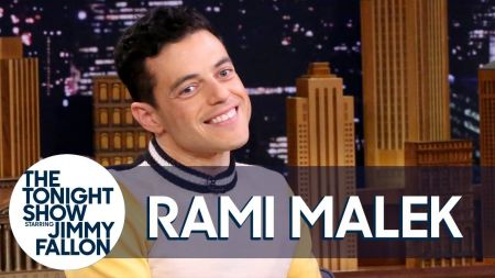 Watch: Rami Malek discusses his transformation into Freddie Mercury for Queen biopic