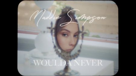 Watch: Pop sensation Maddie Simpson releases debut video with 'Woulda Never'